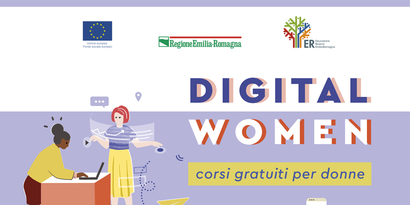 CORSO DIGITAL WOMEN